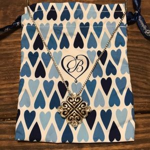 Brighton necklace with large charm